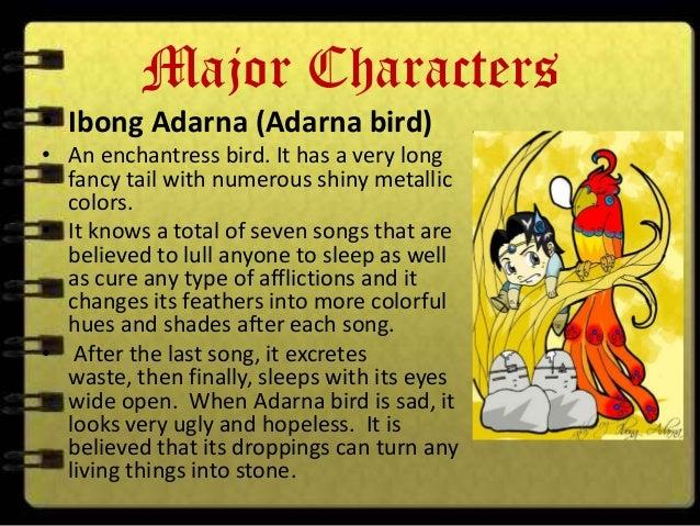 Essay of ibong adarna