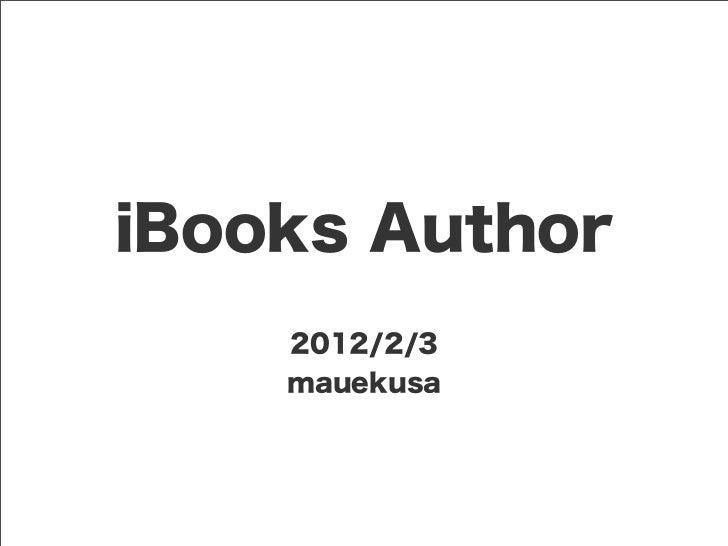 I booksauthor
