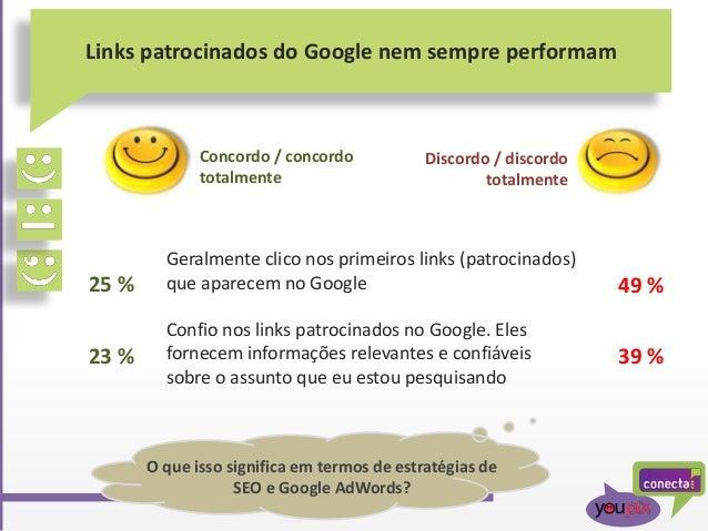 Links patrocinados do Google nem sempre performam Geralmente clico nos primeiros links (patrocinados) que aparecem no Goog...