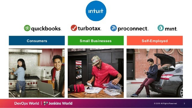 Intuit Build Platform Journey - Jenkins World 2018