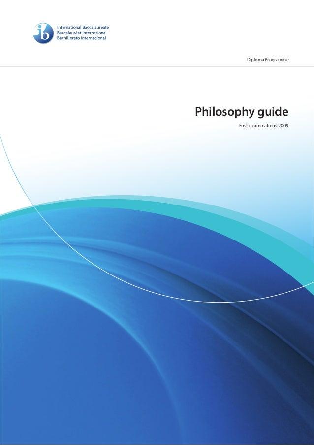 Ib philosophy of religion essay