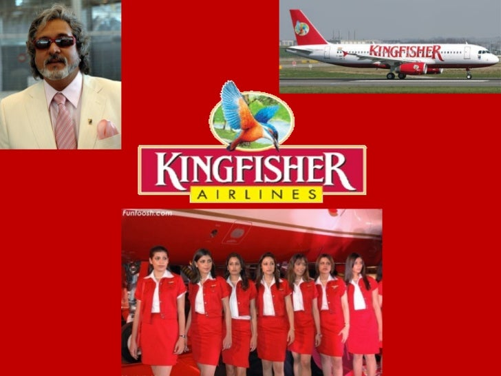project on kingfisher airlines