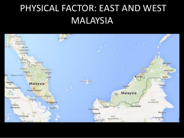 PHYSICAL FACTOR:POPULATION  DENSITY