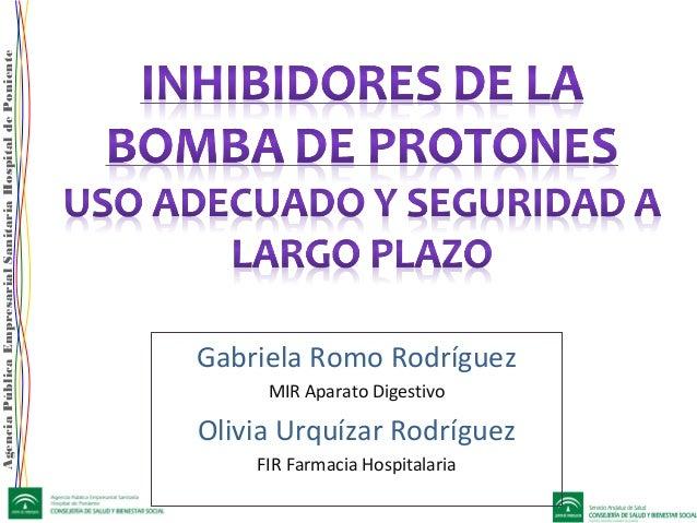 AgenciaPúblicaEmpresarialSanitariaHospitaldePonienteGabriela Romo RodríguezMIR Aparato DigestivoOlivia Urquízar RodríguezF...