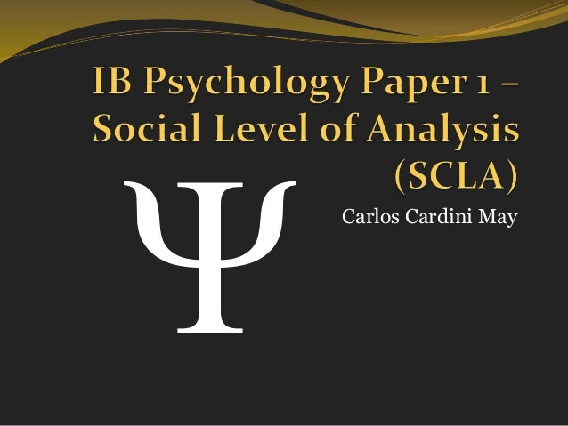 psychology ib Welcome to mrs richardson's ib and ap psychology website this is a teacher website for students at hillsborough high school.
