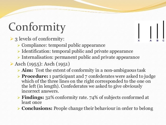 an essay on the conformity phenomenon and a critique of americans This essay will describe and evaluate several major studies of conformity theories, obedience theories when he used the 'auto-kinetic effect' to test conformity.