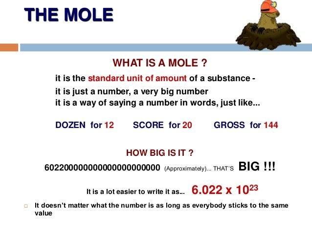Ib quan chemistry(mole concept)
