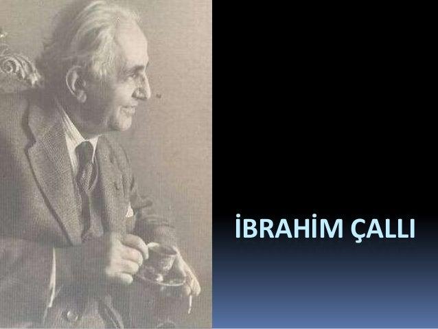 Ibrahim çalli