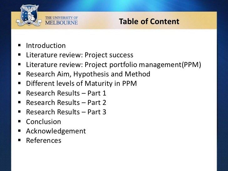 portfolio management of research projects essay Free management papers, essays, and research papers  construction project  management and business management - construction project management.
