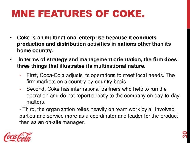 coke strategy Prior to launching journey, coke outlined a new global direction for its brand  strategy, meant to focus on creating content that tells the.