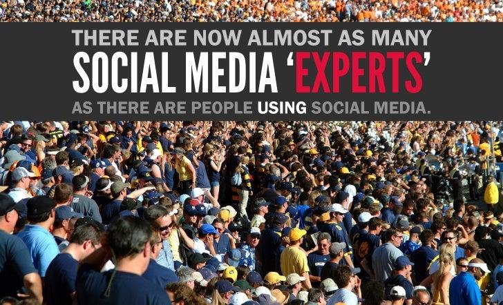 Why most social marketing falls short. Slide 3
