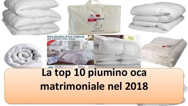Piumone Oca Matrimoniale.La Top 10 Piumino Oca Matrimoniale Nel 2018