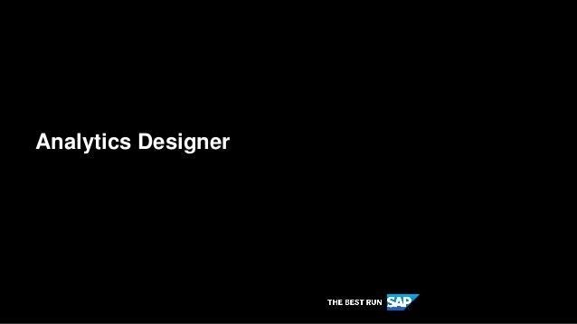 Analytics Designer