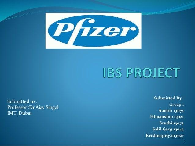 pfizer strategy