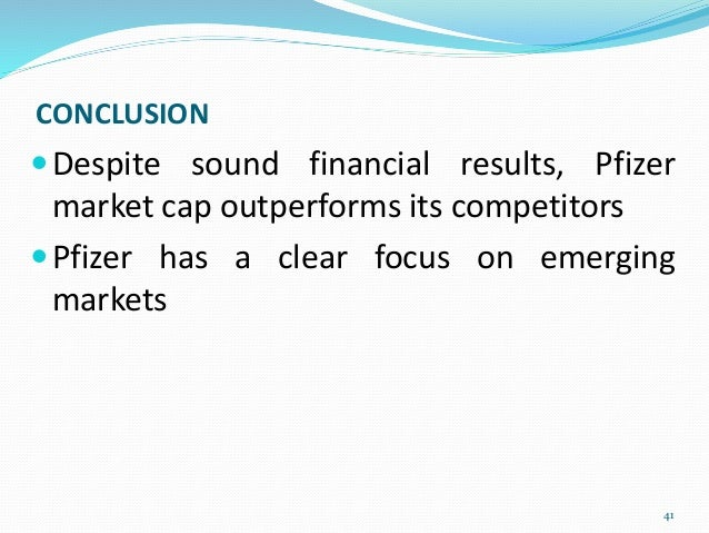 strategic recommendations pfizer The pfizer foundation,  and assist in its strategic planning and implementation the  customized capacity building recommendations and.