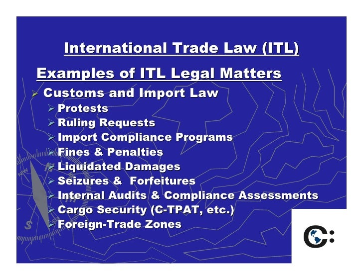 trade law
