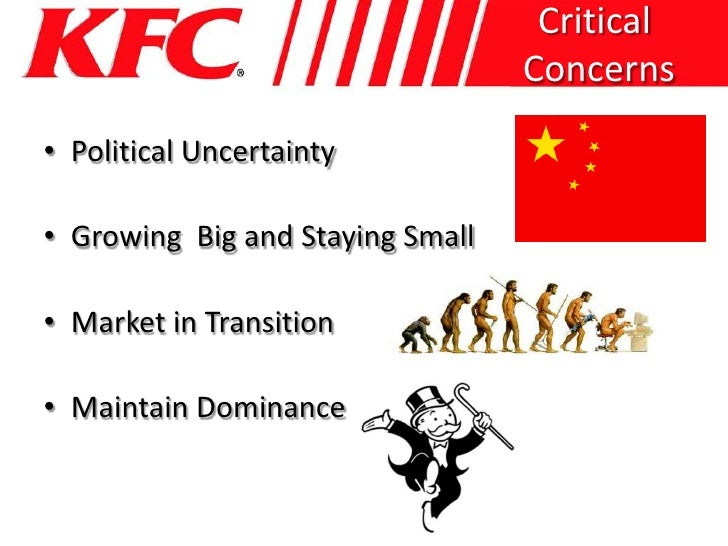 kfc strategic brand managemnt essay Kfc a when kfc entered research proposal  length: 9 pages sources: 3  the kfc brand is entirely unknown  strategic management kfc holdings.