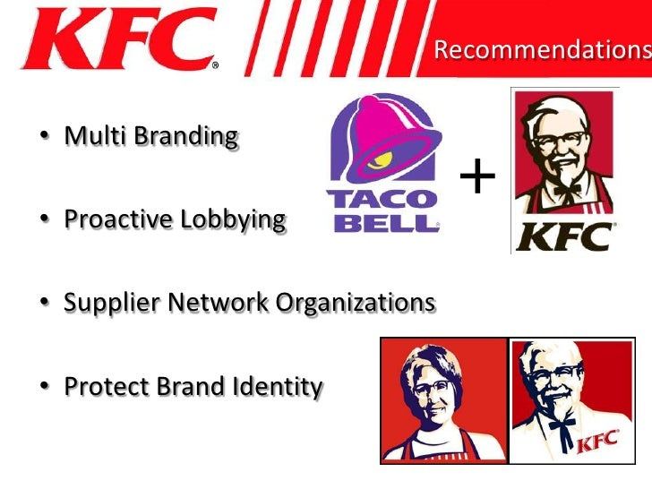 """kfc business strategy With its """"go global, act local"""" market penetration strategy, kfc adapted their fast-food model to fit the chinese market by positioning itself as a."""