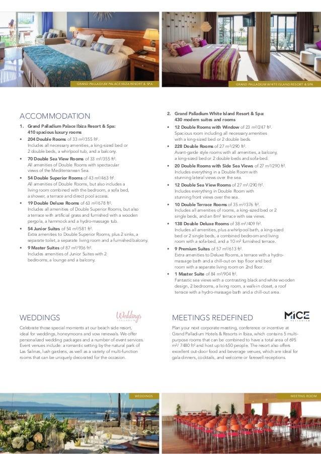 Grand Palladium Ibiza Resort Amp Spa Factsheet En