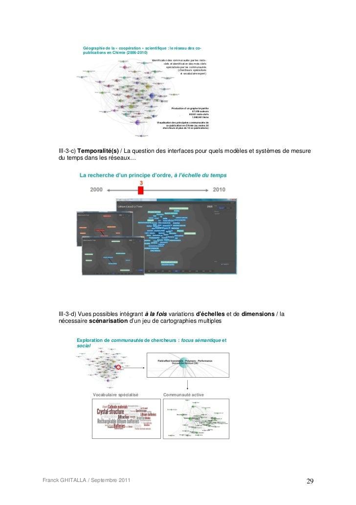 Géographie de la « coopération » scientifique : le réseau des co-              publications en Chimie (2006-2010)         ...