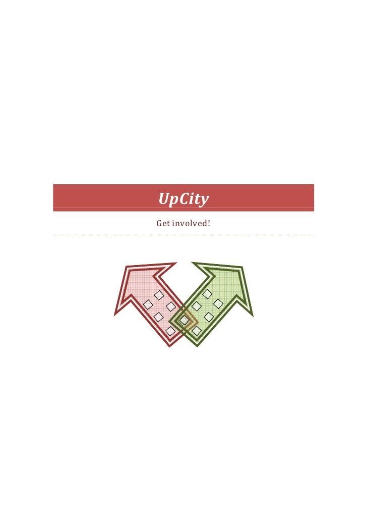 UpCity Getinvolved!