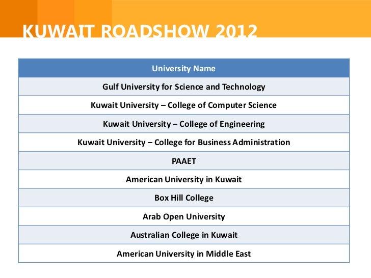 imagine cup 2012 kuwait roadshow. Black Bedroom Furniture Sets. Home Design Ideas