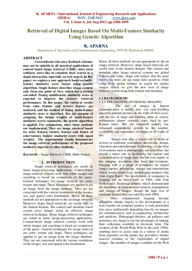 K. APARNA / International Journal of Engineering Research and Applications (IJERA) ISSN: 2248-9622 www.ijera.com Vol. 3, I...