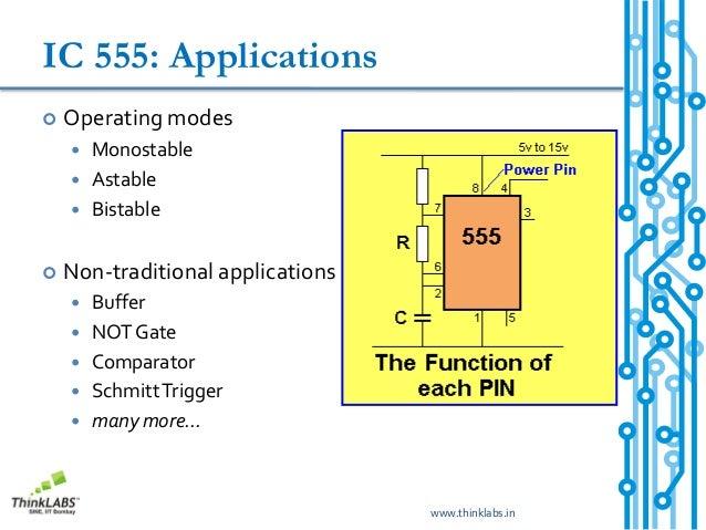 IC 555 APPLICATIONS PDF