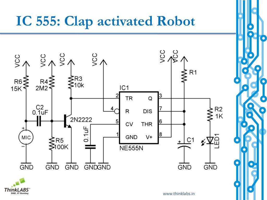 Ic 555 Diagram