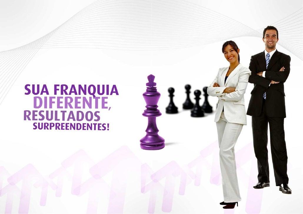 Programa de Desenvolvimento de Gestão e vendas para Franquias