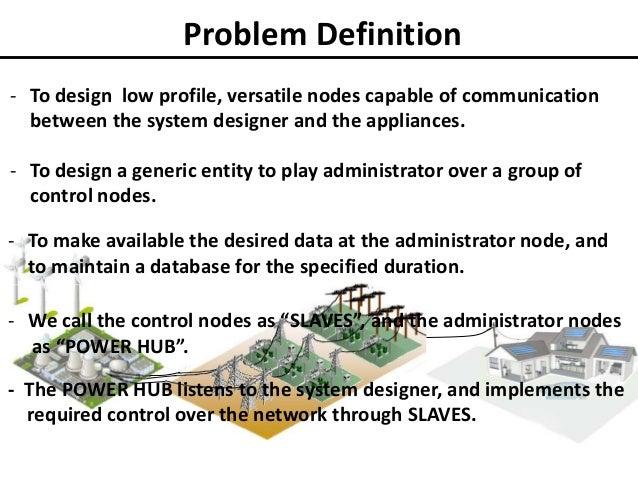 Architecture for Smart Grid based Consumer End Solution Slide 3