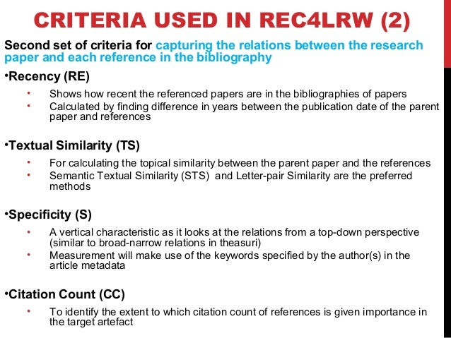 Custom research paper review