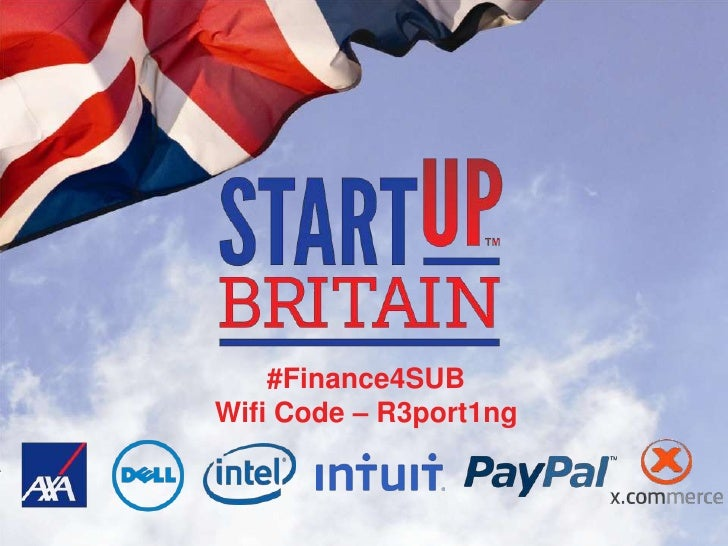 #Finance4SUB                           Wifi Code – R3port1ngBUSINESS WITH CONFIDENCE                           icaew.com