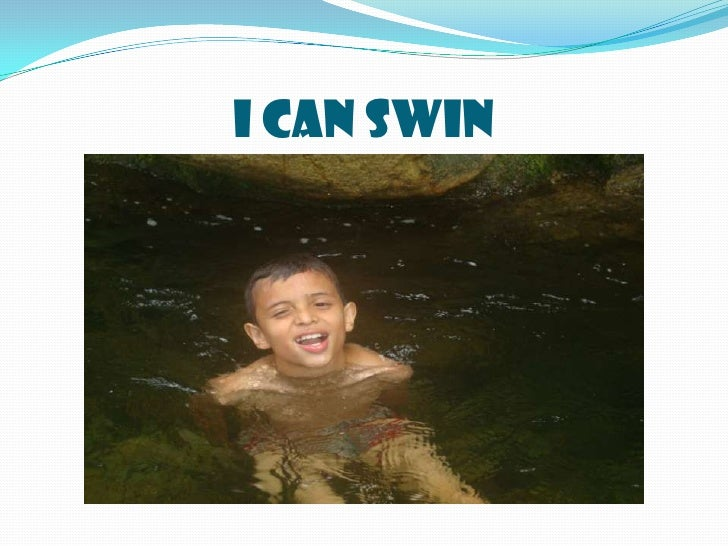 I CAN SWIN<br />