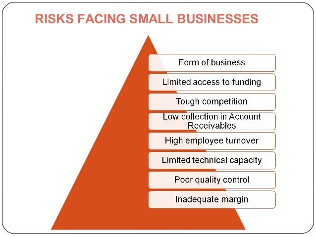 """smes risk management abstract For smes""""] 2 the risk management process  21 principles a risk is an event or condition that, if it occurs, could have a positive or negative effect on a project's objectives risk management is the process of identifying, assessing, responding to, monitoring and controlling, and reporting risks [eplc practices guide – risk management."""