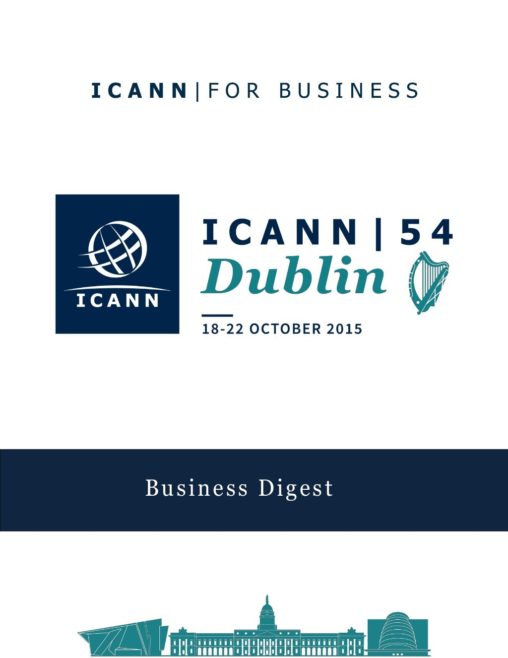 ICANN54 Business Digest