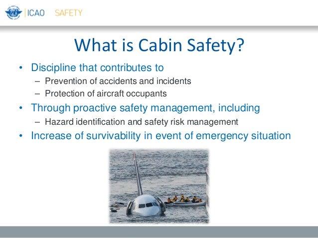 icao cabin crew safety training manual rh slideshare net iata cabin safety manual cabin safety manual pdf