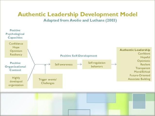 authentic leadership essay