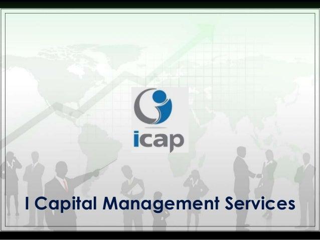I Capital Management Services
