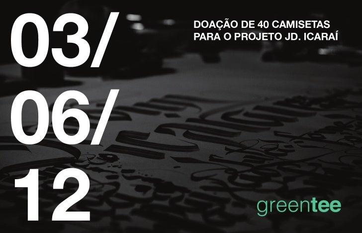 visite nossa loja: bit.ly/K7WIGucurta a gente no facebok: on.fb.me/greenteebr    greentee                                 ...