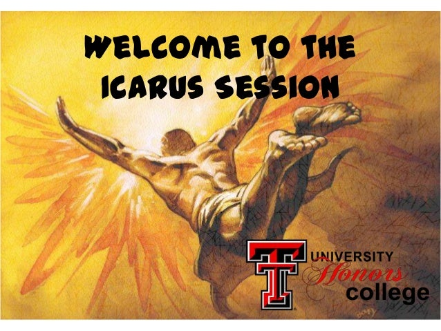 Welcome to the Icarus Session