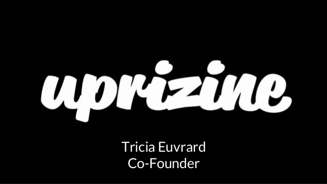 Tricia Euvrard Co-Founder