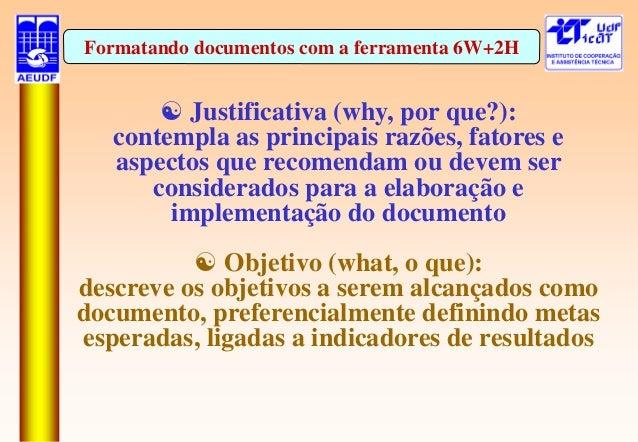Icat aeudf gestao empresarialtecnicas ferramentas gerenciais 6 w2h a5667258f4
