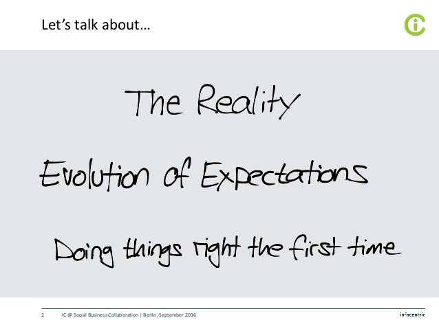 Moments of Truth - the executive value proposition Slide 2