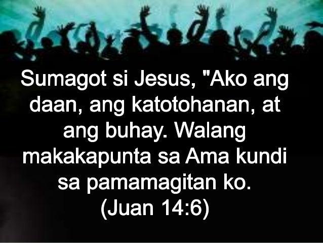 Icbc discipleship curriculum tagalog