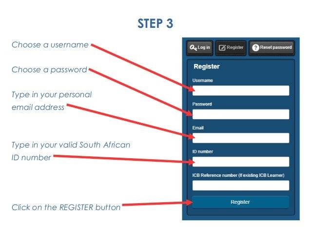 icb learner portal user guide how to register as a new learner in 10 rh slideshare net qi portal user guide ctera portal user guide