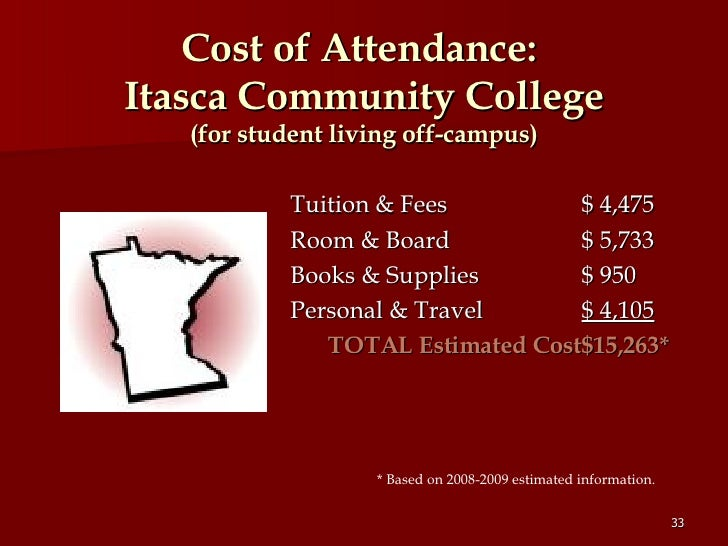 Room And Board Allowance Community College
