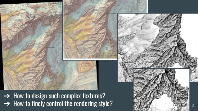 Texture Generation for Expressive Rock Drawing Slide 3