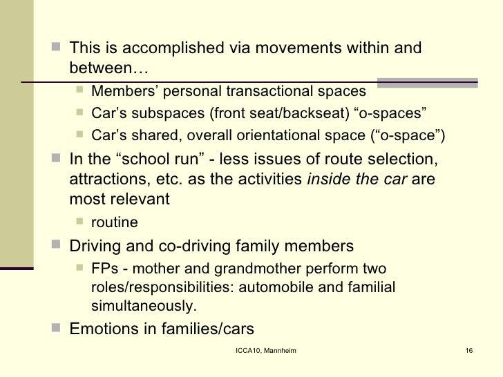 <ul><li>This is accomplished via movements within and between…  </li></ul><ul><ul><li>Members' personal transactional spac...