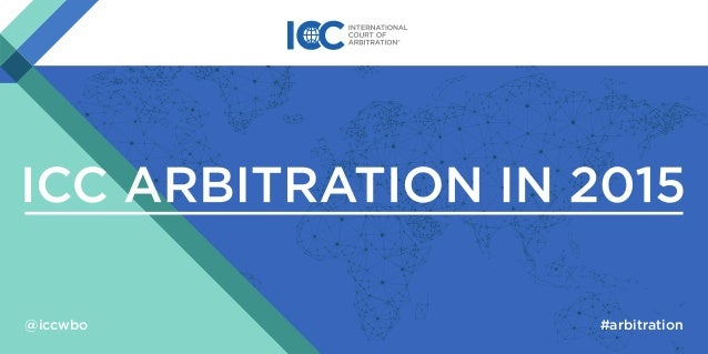 @iccwbo#arbitration